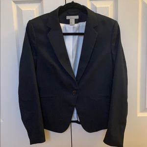 Dark blue H&M blazer
